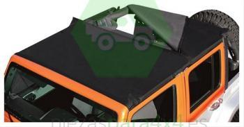 Coche y moto Accesorios para descapotable Lona tipo Safari